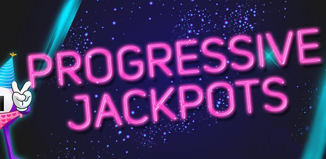 Progressiv jackpott